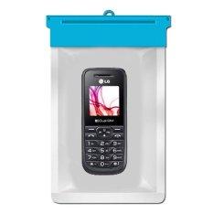Zoe LG A190 Waterproof Bag Case - Biru