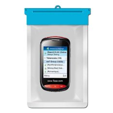 Zoe LG Cookie WiFi T310i Waterproof Bag Case - Biru