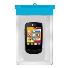 Zoe LG EGO T500 Waterproof Bag Case - Biru