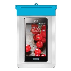 Zoe  LG GS200 Waterproof Bag Case - Biru