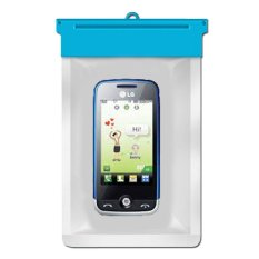 Zoe LG GS290 Cookie Fresh Waterproof Bag Case - Biru