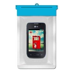 Zoe LG L35 Waterproof Bag - Biru