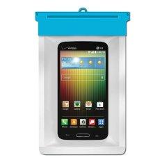 Zoe LG Lucid 3 VS876 Waterproof Bag - Biru