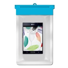 Zoe LG Optimus Vu Waterproof Bag Case - Biru