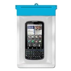 Zoe Motorola PRO Waterproof Bag Case - Biru