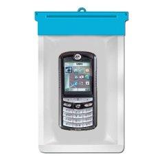 Zoe Motorola ROKR E1 Waterproof Bag Case - Biru