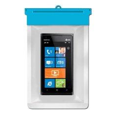 Zoe Nokia Lumia 900 Waterproof Bag Case - Biru