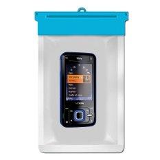 Zoe Nokia N81 Waterproof Bag Case - Biru