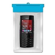 Zoe Nokia X2-02 Waterproof Bag Case - Biru