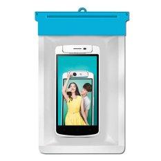 Zoe Oppo N1 mini Waterproof Bag Case - Biru