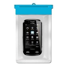 Zoe Philips X800 Waterproof Bag Case - Biru