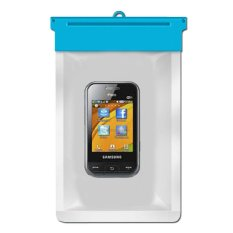Zoe Samsung Champ Duos E2652 Waterproof Bag Case - Biru