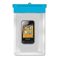 Zoe Samsung Champ Duos E2652 Waterproof Bag Case - Biru