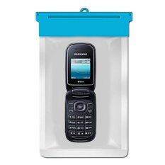 Zoe Samsung E1272 Waterproof Bag Case- Biru