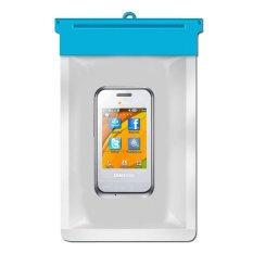 Zoe Samsung E2652W Champ Duos Waterproof Bag Case - Biru