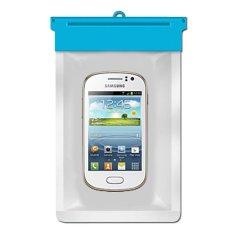Zoe Samsung Galaxy Fame S6812 Waterproof Bag Case - Biru
