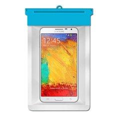 Zoe Samsung Galaxy Note 2 N7100 Waterproof Bag Case - Biru