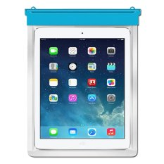 Zoe Samsung Galaxy Tab Wi-Fi P1010 Waterproof Bag Case - Biru
