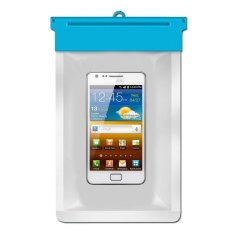 Zoe Samsung I9100 Galaxy S II Waterproof Bag Case - Biru