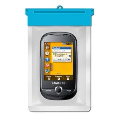 Zoe Samsung S3650 Corby Waterproof Bag Case - Biru