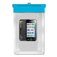 Zoe Samsung S5330 Wave533 Waterproof Bag Case - Biru