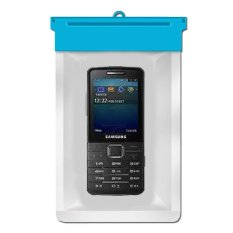 Zoe Samsung S5610 Primo Waterproof Bag Case - Biru