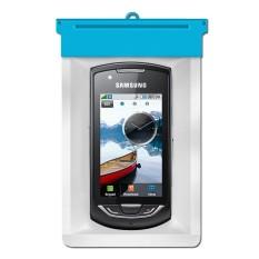 Zoe Samsung S5620 Monte Waterproof Bag Case - Biru