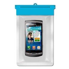 Zoe Samsung S8530 Wave II Waterproof Bag Case - Biru