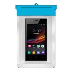 Zoe SPC S16 Flazz Smartphone Quad Core Waterproof Bag Case - Biru