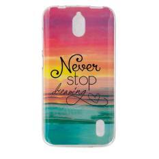 Zoeirc Pelindung Anti-Gores Kristal Shock Bukti TPU Tipis Lembut Phone Case Cover untuk Alcatel One Touch POP 3 5.5 5025D 5025-Intl