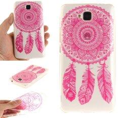 Zoeirc Pelindung Anti-Gores Kristal Shock Bukti TPU Tipis Lembut Phone Case Cover untuk Huawei Y6 Pro/Honor Holly 2 Plus/Nikmati 5-Intl