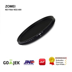 Promo Zomei Filter Variable Nd 2 400 58Mm Zomei Terbaru