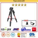 Toko Zomei Q111 Camera Tripod Merah For Dslr Eos Canon Nikon Sony Gopro Xiaomi Free Holder U Action Cam Adapter Terlengkap