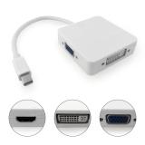 Beli Zonghax Sdadas® Mini Dp Untuk Hdmi Dv Vga Adapter 6 6 2 Cm Intl