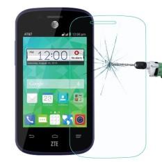 ZTE Zinger Z667 0.26 Mm 9 H + Permukaan Hardness 2.5D Explosion-Tahan Kaca Melunakkan Film-Internasional