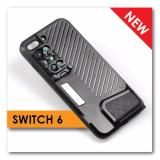 Promo Ztylus Switch 6 6 In 1 Lenses Plus Case For Iphone 7 Plus Hitam Dki Jakarta