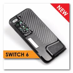 Ztylus Switch 6 6 In 1 Lenses Plus Case For Iphone 7 Plus Hitam Di Dki Jakarta