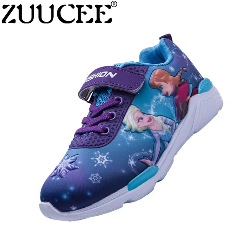 Beli Zuucee Boys Cool Kartun Anak Olahraga Sepatu Gambar Berwarna Sepatu Moonlight Intl Cicilan