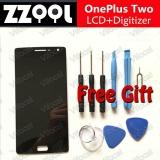 Promo Zzooi Untuk Oneplus Two Lcd Display Layar Sentuh 100 Baik Digitizer Assembly Aksesoris Penggantian Untuk Satu Plus 2 Mobile Phone Intl Oem Terbaru