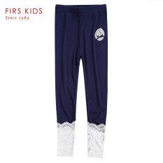 2016 Anak Pakaian Gadis Celana Baru Tiba Bunga Gadis Legging Balita Legging Klasik 2-14Y Baby Kids Legging-Intl