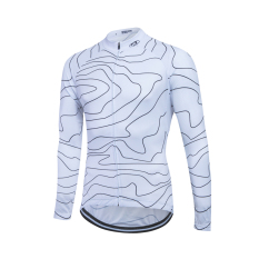 Diskon 2016 Fastcute Summer Long Sleeve Top Bersepeda Jersey Atribut Berfoto Bike Wear Fc 021 None