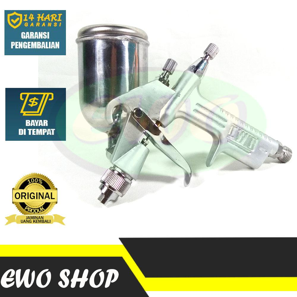 Iwt Spray Gun / Spet Cat Tabung Atas K-3 By Ewo Shop.