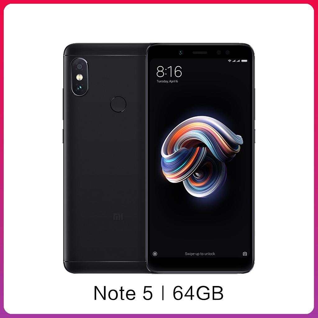Xiaomi Redmi Note 5 Pro RAM 4GB ROM 64GB ROM GLOBAL STABIL GLOBAL VERSION Bisa Up OTA Garansi Distributor 1 Bulan