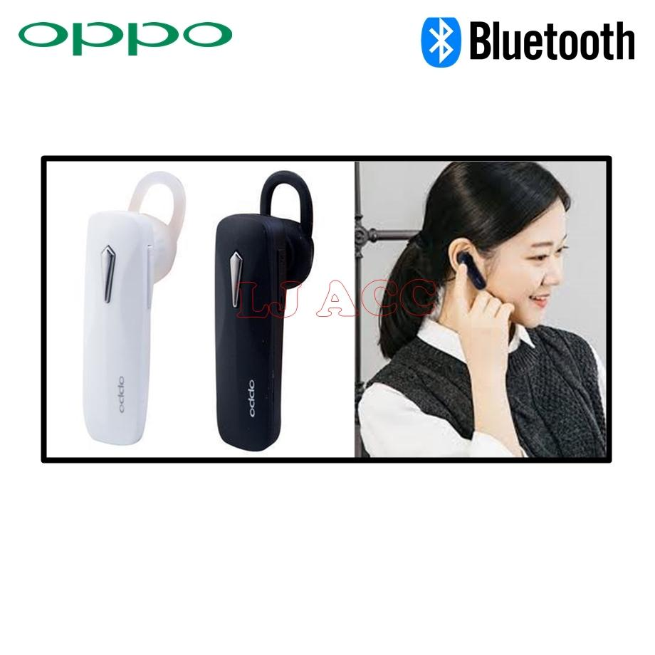 Oppo Handfree Bluetooth Single - Random Warna