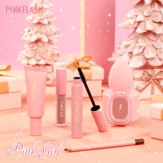 PINKFLASH Christmas Sets Makeup Beauty Set The Hottest makeup Set (buy 1 gift 1 bag)PINKFLASH or FOCALLURE brand cosmetic bags are sent randomly thumbnail