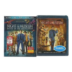 20th Century Fox Night at the Museum Battle of the Smithsonian Blu-ray