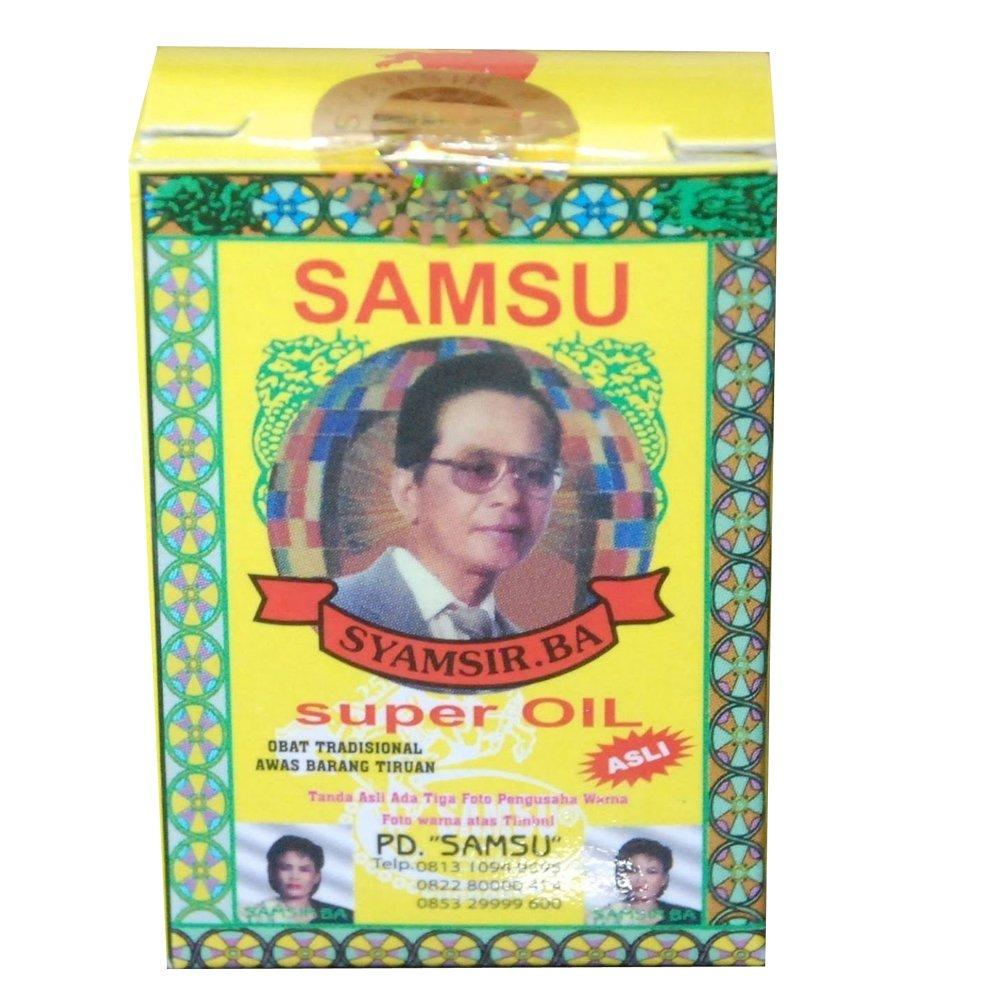 Samsu Oil Super 100 % Asli Original