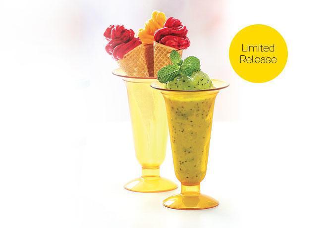Tupperware Dessert Parfait Glass - 2 pcs Gelas Activity / Promo Desember