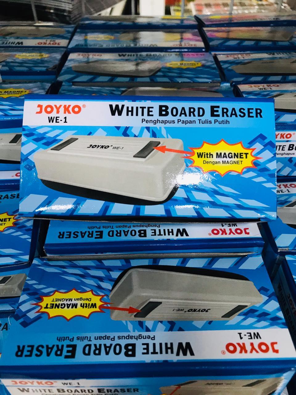 Pengahapus Papan / WhiteBoard Eraser / Penghapus / Pembersih Papan / Hapusan Papan / Penghapus Papan Joyco Termurah