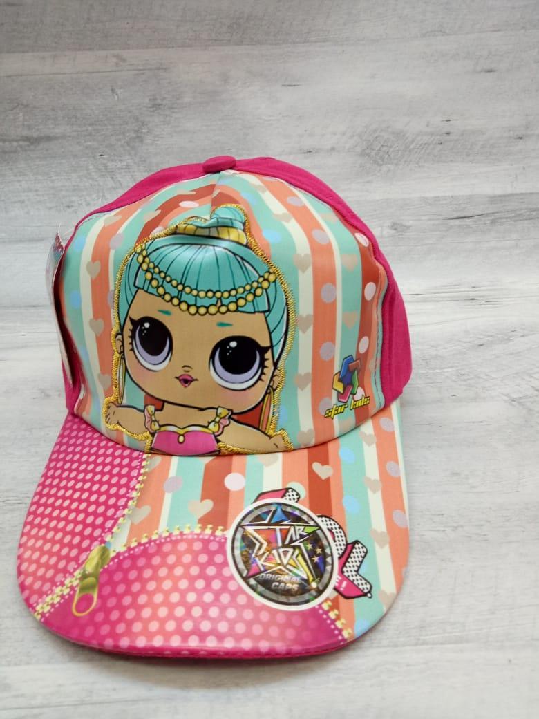 Topi anak karakter LOL topi fashion anak kartun 74a801c0d7